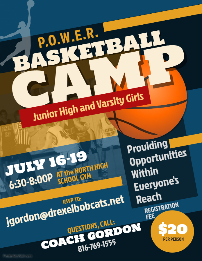 JH/HS Basketball Camp